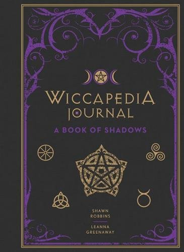 Wiccapedia Journal, Volume 3: A Book of Shadows (Modern-Day Witch, Band 3)