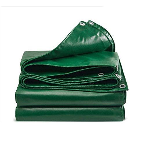 DNSJB Cobertura de Campo para Jardines (Color : Green, Size : 2 * 2m)