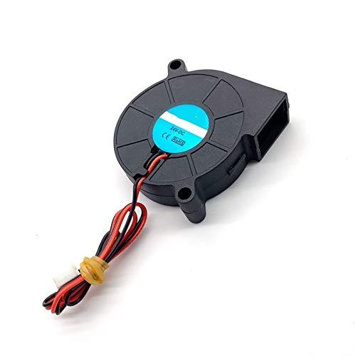 XBaofu 1pc 3D-Drucken Zubehör Micro Turbo Fan 4020 Blower 24V Blasen 3D-Drucker Fan