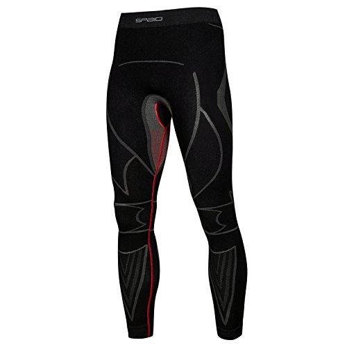 SPAIO Extreme Line Pantalon thermique pour homme Taille XXL