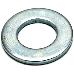 Boltstore M6 / 6mm Flat Washer Form A Thick Washer A2 Stainless Steel - 100 Pack