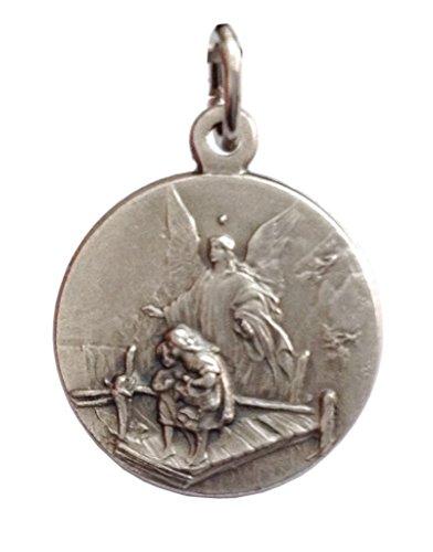 Igj Medaglia del Santo Angelo Custode - Le Medaglie dei Santi Patroni
