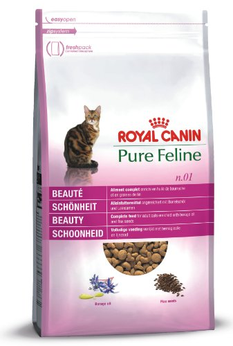 Royal Canin 55232 Pure Feline Schönheit 3 kg - Katzenfutter