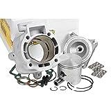 Cilindro Kit Malossi aluminio 172ccm–Piaggio Hexagon 1502T Lc