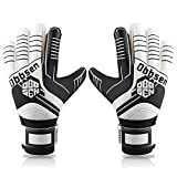 Obbsen Goalie Gloves for Kids, Youth and Adult,...