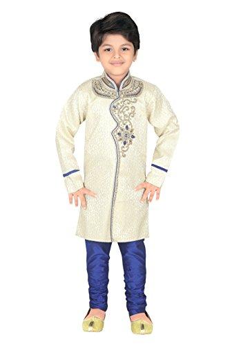 Ahhaaaa Kid's Sherwani and Breeches for Boys