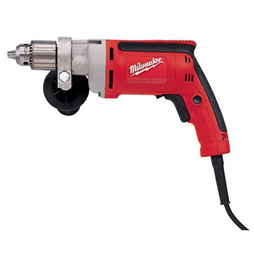 """Milwaukee 0300-20 Magnum 120 V 8 A 850 RPM Corded Drill With 1/2"""" Chuck, Package Size: 1 Each"""
