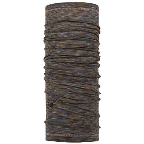 Ultrapower Buff Set Schlauchtuch Merino + UP Funktionstuch für Damen & Herren | Schal aus Wolle | Halstuch nahtlos warm | Schlauchschal Winter | TIZNIT Cru