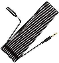 S-link SL-600 Stereo Kablolar, Renk: Siyah