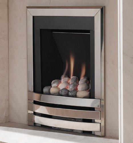 Flavel FSRPU0MN Windsor Standard, sottile, in argento, stile contemporaneo
