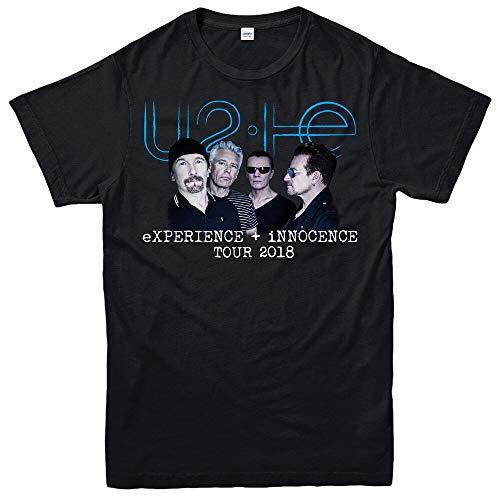 U2 Experience + Innocence Tour 11 T Shirt Top tee Men Women Unisex tee Top