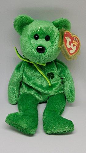 Ty Beanie Babies Dublin - Irish Bear by Beanie Babies - Teddy Bears