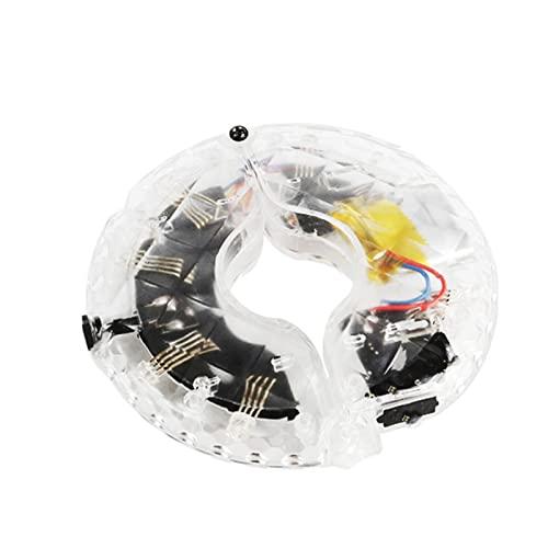 Heated 2 pacchi GUIDATO Bike Wheel Light Sedia a rotelle Light 7 Colore Cambiamento da Te Impermeabile Super Bright da Guidare di Notte Buon Regalo for Bambini (2 Pneumatici)