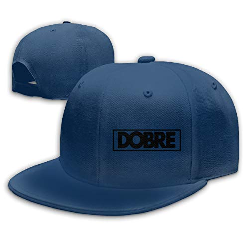 Ooiilpe Men&Women Baseball Hat Dobre Lucas Brothers Baseball Cap Navy