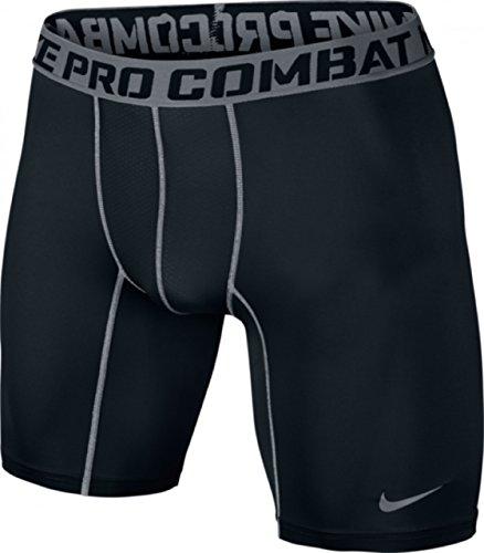 Nike Herren Funktionsunterwäsche Pro Combat Core Compression 2,0, black/cool grey, S, 519977-010