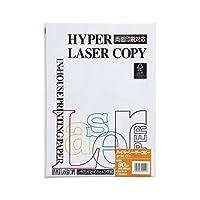 伊東屋 (業務用セット) ハイパーレーザーコピー A4判 ホワイト HP106 100枚入 ×5セット