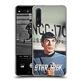 Head Case Designs sous Licence Officielle Star Trek Phaser Spock Coque en Gel Doux Compatible avec...