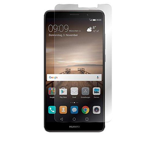 Conie 9H958 9H Panzerfolie Kompatibel mit Huawei Mate 9, Panzerglas Glasfolie 9H Anti Öl Anti Fingerprint Schutzfolie für Mate 9 Folie HD Clear