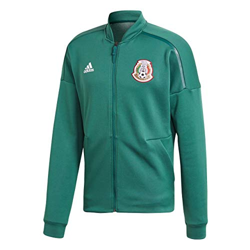 adidas Herren Mexico Z.N.E Jacke, Cgreen, S