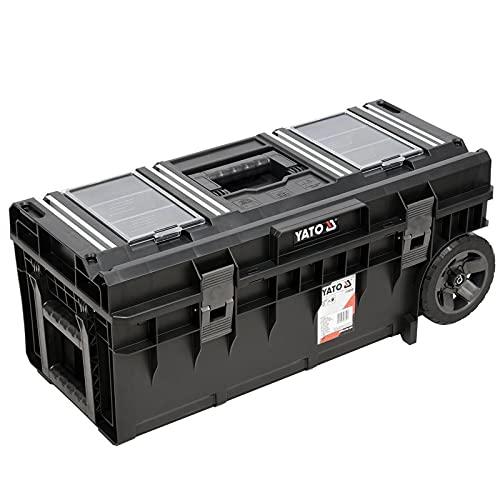 Werkzeugkasten auf Rädern Werkzeugbox...