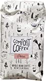 Mount Comfort Coffee Organic Whole Bean Coffee, Peru, 2.5 Pound
