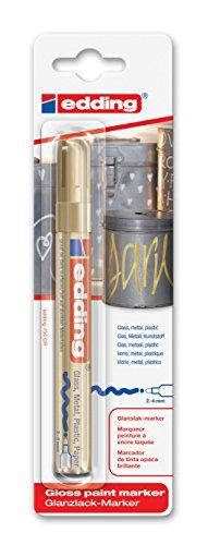 edding e-750/1-53 - Blíster con 1 rotulador permanente tint