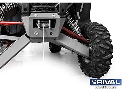 Rival Support de treuil Polaris RZR xp1000/turbo