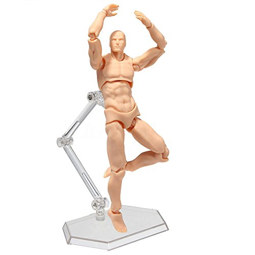 Actionfigur Modell, 2.0 Body Kun Puppe PVC Body-Chan DX Set Action Figur Modell Für SHF