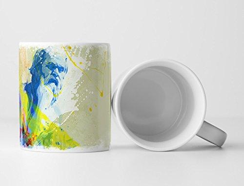 Sokrates Tasse als Geschenk, Design Sinus Art