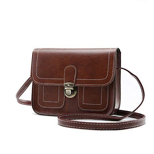 Bolsos de mujer mini pequeño casual piel baratos bolso Elegante, originales verano viaje Bolso de compras de moda mensajero