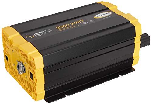 Bennett Marine Go Power! GP-ISW3000-12 Industrial Pure Sine Wave Inverter - 3000 Watt / 12V