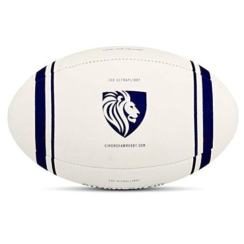 Simon Shaw tama/ño 4 Pelotas de Rugby