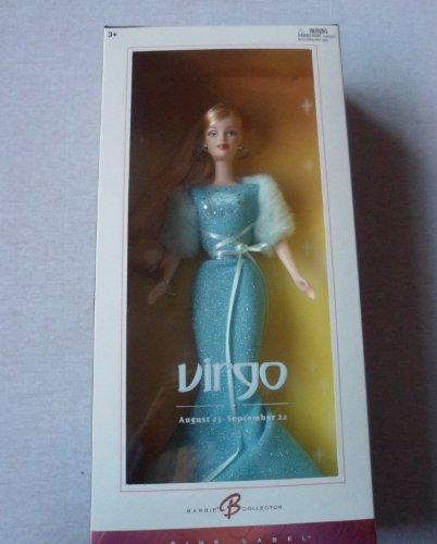 Virgo August 23 - September 22 Barbie