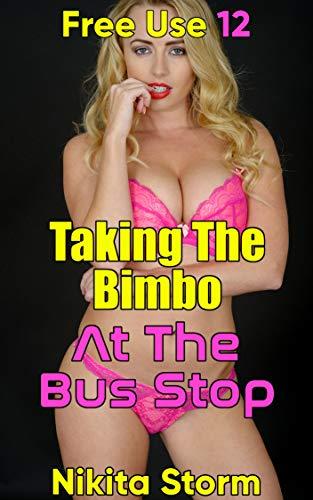 Free Use 12: Taking The Bimbo At The Bus Stop (English Edition)