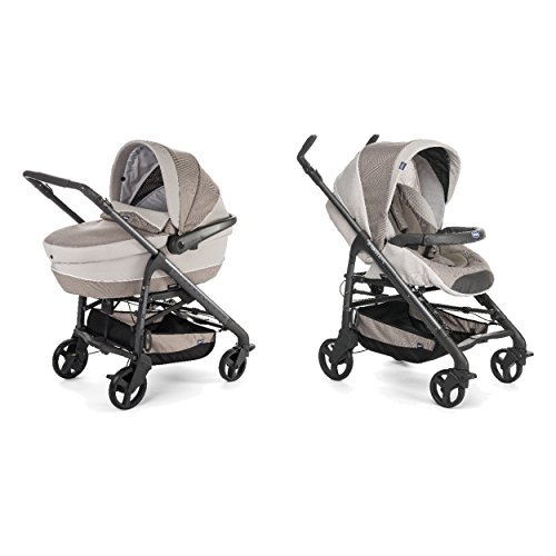 Chicco 06079334660000 DUO Love Motion Kinderwagen, beige