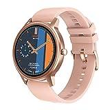 DT56 Touch Full Touch Smart Watch Monitoreo De La Presión Arterial Moda Moda Reloj Deportivo,A