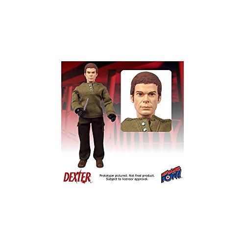 Dexter Retro Actionfigur Dexter Morgan 20 cm