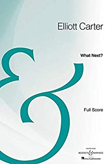 What Next?: Opera Full Score Archive Edition
