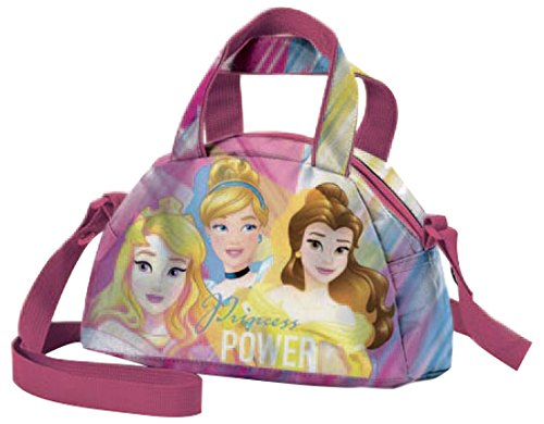 Coriex Disney Princess Power Handtasche Kinder-Sporttasche D96044 MC, 21 cm, Multicolor