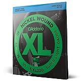 D'Addario EXL220 Set Corde Basso EXL...