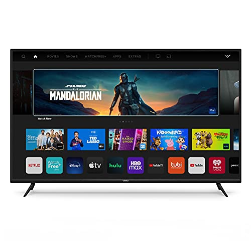 VIZIO 70-Inch V-Series 4K UHD LED HDR Smart TV with Voice Remote, Apple AirPlay and Chromecast Built-in, Dolby Vision, HDR10+, HDMI 2.1, IQ Active Processor and V-Gaming Engine, V705-J, 2021 Model