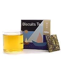 LWXLJMJZC-12枚スクエア 福鼎 贡眉 白茶 最強美肌茶 100%天然 高山茶 中国茶 お茶 60g
