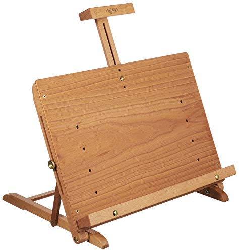 Mabef – Caballete de Mesa Atril, Madera, 37 x 48 x 63 cm: Amazon ...