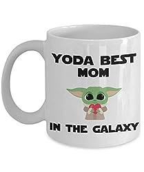 Yoda mom mug