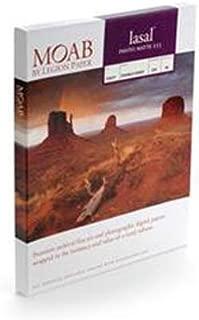 "Moab Lasal Photo Matte 235gsm Inkjet Paper, 8.5x11"", 250 Sheets"