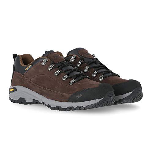 TRESPASS Falark, Chaussure de Marche Homme, Terre Sombre, 45 EU