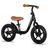 JOYSTAR 12 Inch Kids Balance Bike for 3 4 5 Year Old Boys Girls 12'...