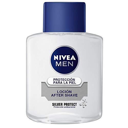 Nivea Men Silver Protect Locion After Shave, 100 ml