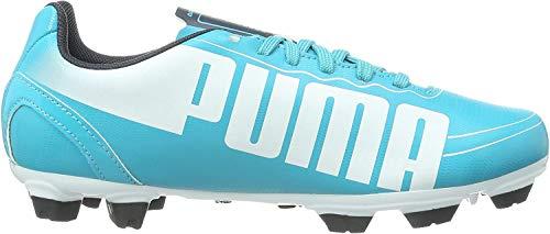 Puma Evospeed 5.2 FG Jr, Botas de fútbol Infantil