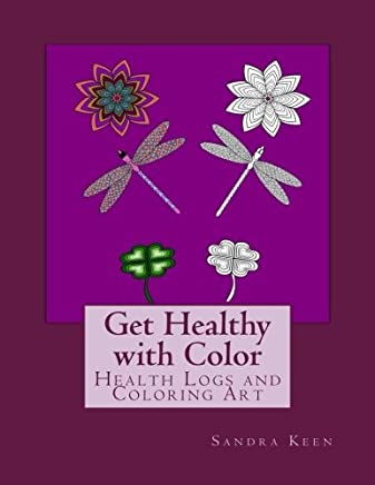 Get Healthy with Color Health Logs and Coloring Art